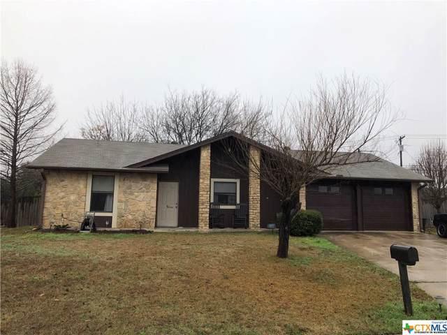 1233 Preswick Circle, Harker Heights, TX 76548 (MLS #400239) :: Vista Real Estate
