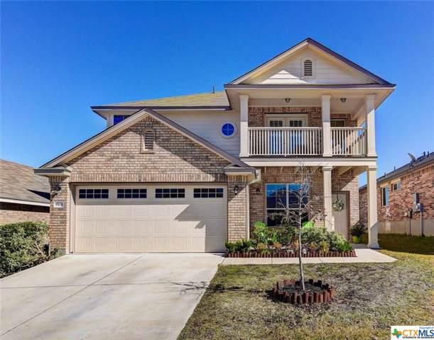 9508 Adeel Drive, Killeen, TX 76542 (MLS #400260) :: The Real Estate Home Team