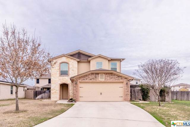 9908 Sunny Side Lane, Temple, TX 76502 (MLS #400280) :: Marilyn Joyce   All City Real Estate Ltd.