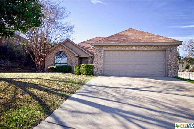 804 End O Trail Trail, Harker Heights, TX 76548 (MLS #400303) :: Erin Caraway Group