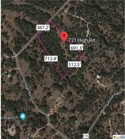 721 High Road, San Marcos, TX 78666 (MLS #400332) :: Erin Caraway Group