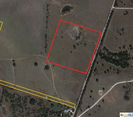 TBD - 2 Old Georgetown Road, Gatesville, TX 76528 (MLS #400359) :: The i35 Group