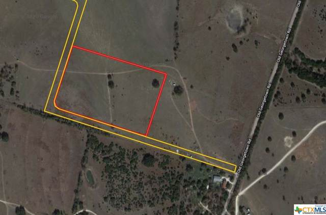 TBD - 4 Old Georgetown Road, Gatesville, TX 76528 (MLS #400425) :: The i35 Group