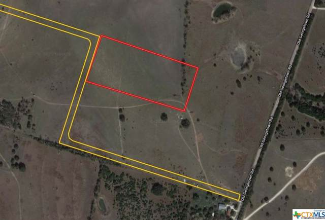 TBD - 5 Old Georgetown Road, Gatesville, TX 76528 (MLS #400427) :: The i35 Group