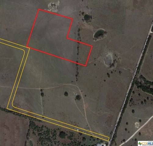 TBD - 6 Old Georgetown Road, Gatesville, TX 76528 (MLS #400432) :: The i35 Group