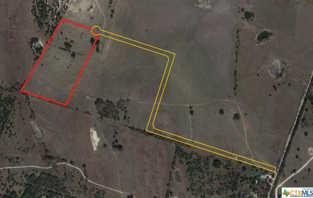 TBD - 9 Old Georgetown Road, Gatesville, TX 76528 (MLS #400435) :: The i35 Group
