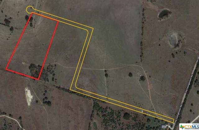 TBD - 10 Old Georgetown Road, Gatesville, TX 76528 (MLS #400438) :: The i35 Group