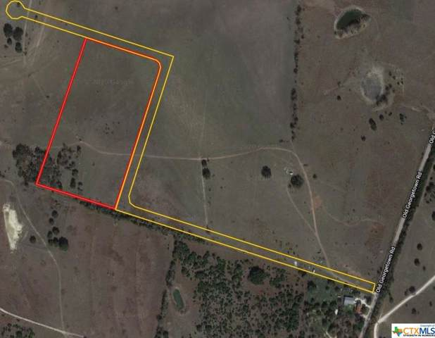 TBD - 11 Old Georgetown Road, Gatesville, TX 76528 (MLS #400439) :: The i35 Group