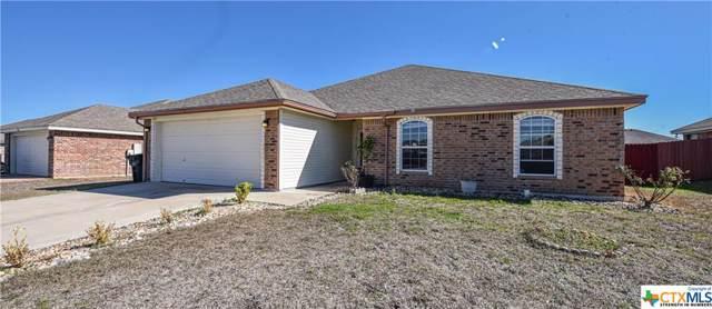 2500 Hydrangea Avenue, Killeen, TX 76549 (MLS #400489) :: The Real Estate Home Team