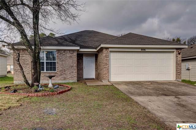 1006 Muelhause Street, Belton, TX 76513 (MLS #400504) :: Isbell Realtors