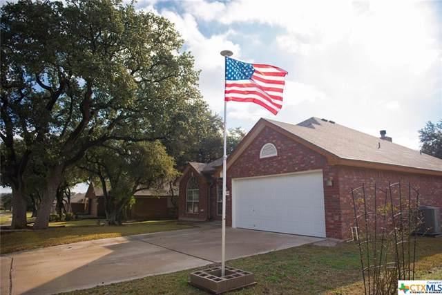 4810 Embers Drive, Killeen, TX 76542 (MLS #400507) :: The Real Estate Home Team