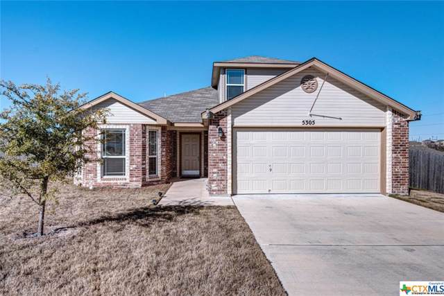 5305 Eagles Nest Drive, Killeen, TX 76549 (MLS #400527) :: The Real Estate Home Team