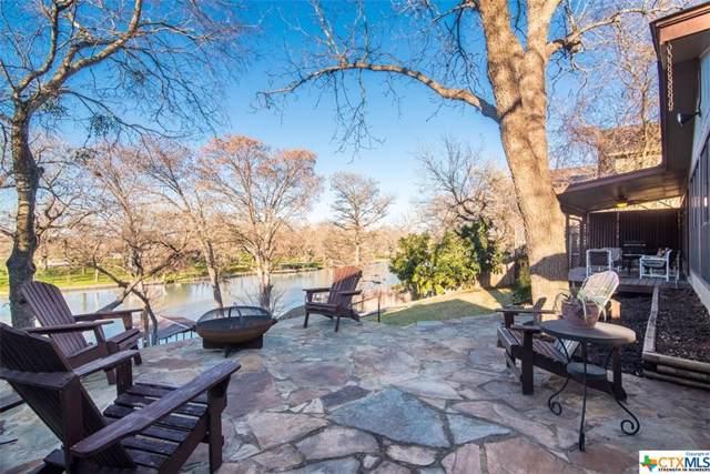 1012 Happy Haven Road, McQueeney, TX 78123 (MLS #400531) :: Berkshire Hathaway HomeServices Don Johnson, REALTORS®