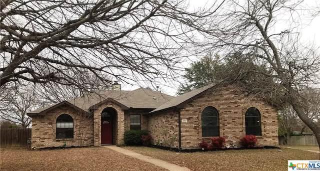 405 Hogan Circle, Harker Heights, TX 76548 (MLS #400543) :: Isbell Realtors