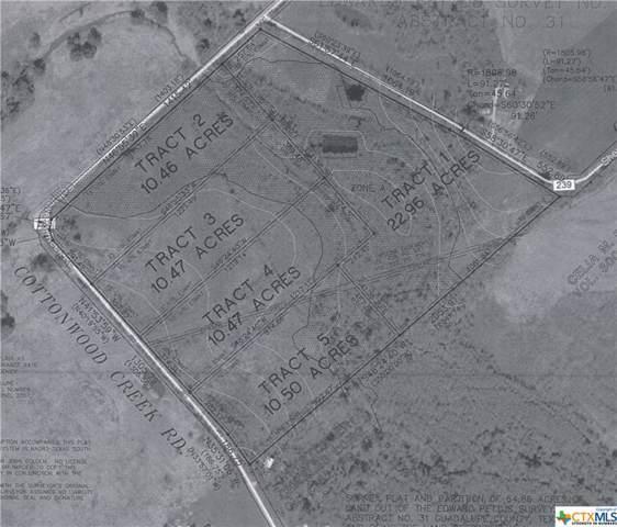 0000 Cottonwood Creek Road, Fentress, TX 78638 (MLS #400572) :: Kopecky Group at RE/MAX Land & Homes