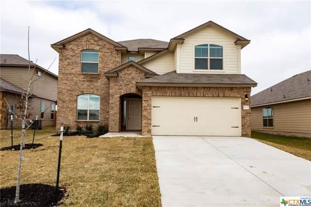 1137 Ibis Falls Loop, Jarrell, TX 76537 (MLS #400573) :: Kopecky Group at RE/MAX Land & Homes