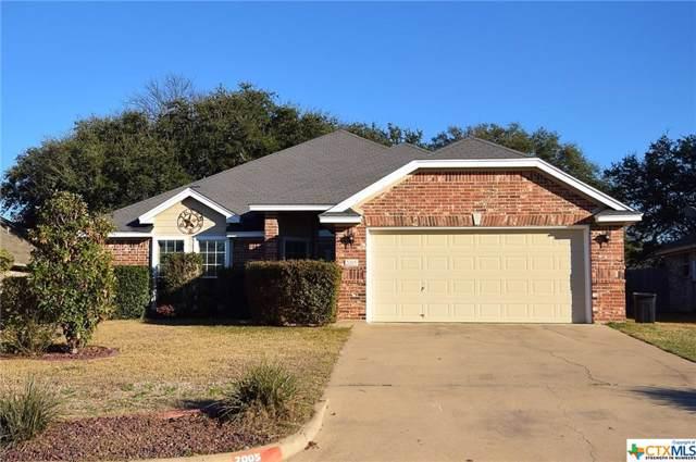 2005 Herald Drive, Harker Heights, TX 76548 (MLS #400673) :: Erin Caraway Group