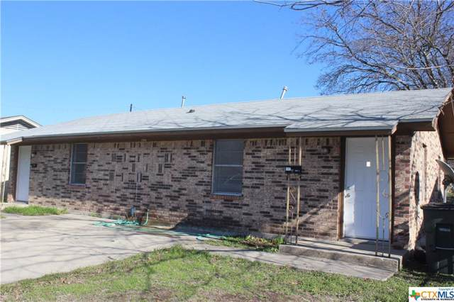 1506 N Ws Young Drive, Killeen, TX 76543 (MLS #400680) :: Erin Caraway Group