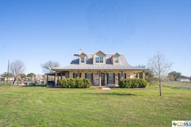 370 Private Road 4811, Gonzales, TX 78629 (MLS #400719) :: Berkshire Hathaway HomeServices Don Johnson, REALTORS®