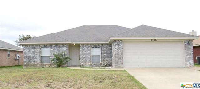 4306 Captain Drive, Killeen, TX 76549 (MLS #400723) :: Erin Caraway Group