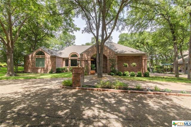 2107 Highland, Salado, TX 76571 (MLS #400968) :: Berkshire Hathaway HomeServices Don Johnson, REALTORS®
