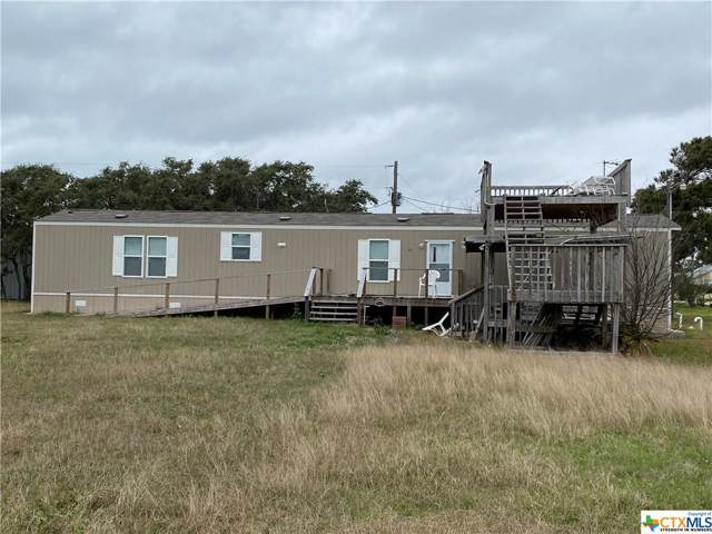 91 Palm Drive, Port O'Connor, TX 77982 (MLS #400981) :: The Zaplac Group