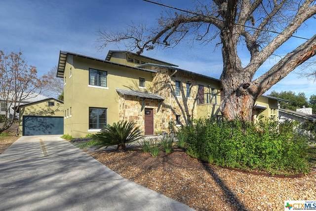 107 Eaton Street #1, Alamo Heights, TX 78209 (MLS #400991) :: Kopecky Group at RE/MAX Land & Homes