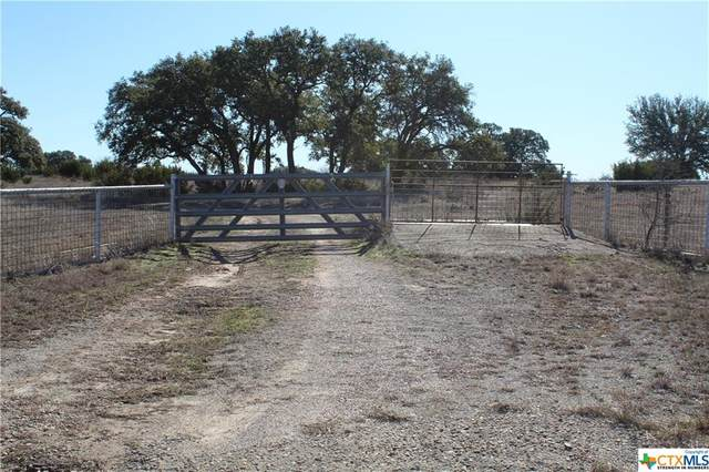 119 Cr 107 N, Lampasas, TX 76550 (MLS #401055) :: The Real Estate Home Team