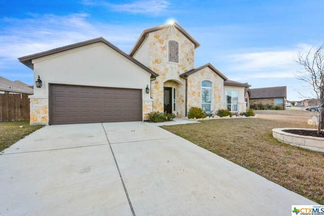 320 Western Sky Trail, Jarrell, TX 76537 (MLS #401074) :: The Zaplac Group