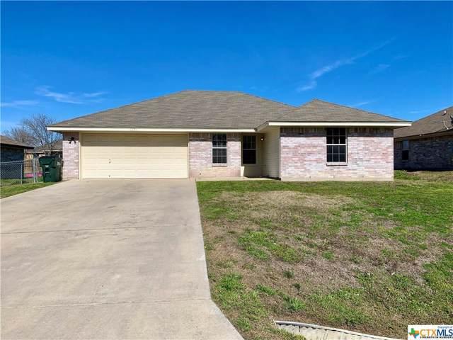 1231 E Avenue H, Nolanville, TX 76559 (MLS #401145) :: The i35 Group