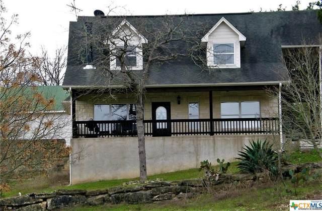 9859 Hodge Canyon Drive, Salado, TX 76571 (MLS #401187) :: The Real Estate Home Team