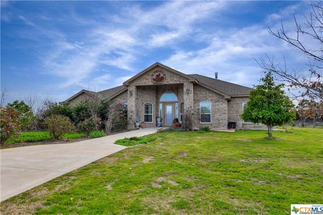 1874 County Road 274, Gatesville, TX 76528 (#401286) :: All City Real Estate
