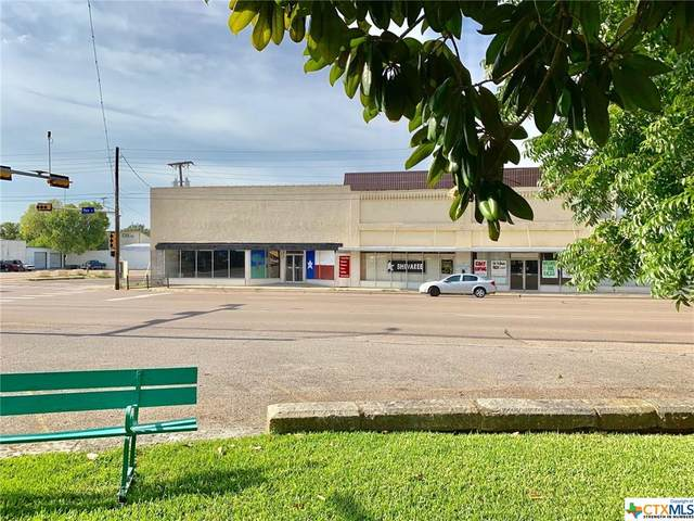 605 & 601 E Main Street, Gatesville, TX 76528 (MLS #401419) :: The Barrientos Group