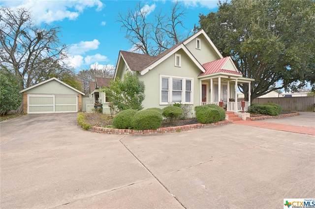 931 N Saint Joseph Street, Gonzales, TX 78629 (MLS #401476) :: The Zaplac Group