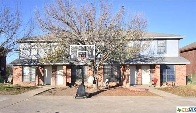 1105 Shanarae Circle, Killeen, TX 76549 (MLS #401477) :: Brautigan Realty