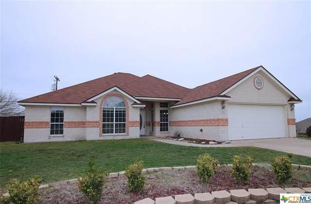1200 Lancelot Drive, Harker Heights, TX 76548 (#401527) :: 12 Points Group