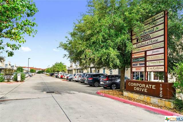 1920 Corporate Drive B, San Marcos, TX 78666 (MLS #401571) :: The Zaplac Group