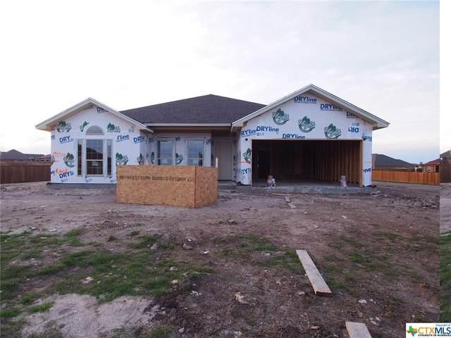 9408 Bozon Hill Drive, Salado, TX 76571 (MLS #401750) :: The Real Estate Home Team