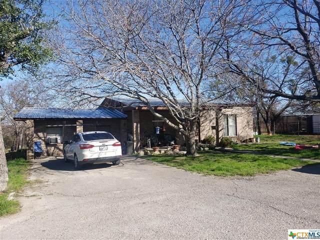 195 Pr 4064, Lampasas, TX 76550 (MLS #401762) :: Kopecky Group at RE/MAX Land & Homes