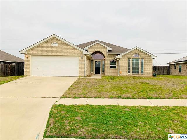 5603 Mandalay, Killeen, TX 76549 (MLS #401769) :: Vista Real Estate