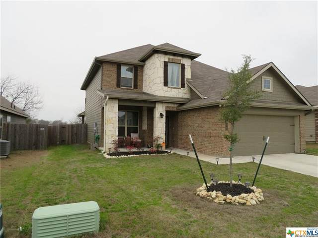 8017 Northgate Loop, Temple, TX 76502 (MLS #401782) :: The Zaplac Group
