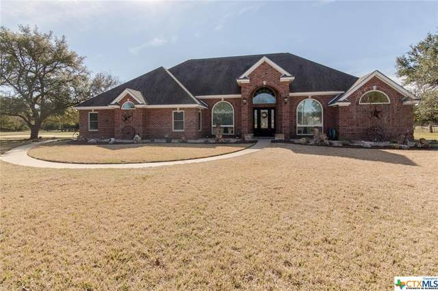 1186 Pin Oak Trail, Salado, TX 76571 (MLS #401784) :: Berkshire Hathaway HomeServices Don Johnson, REALTORS®