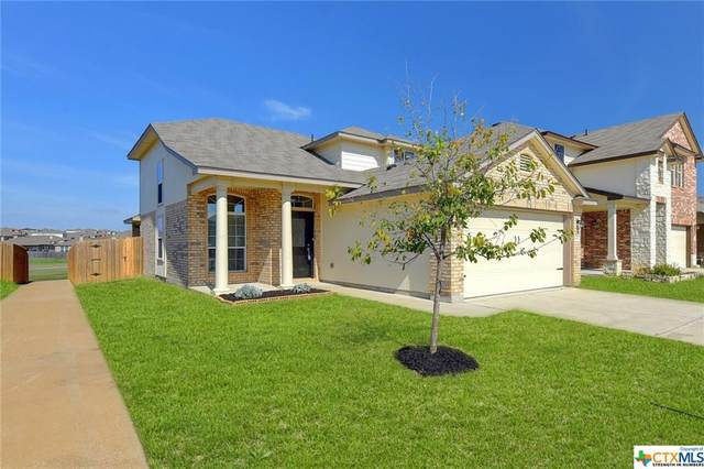 3417 Malmaison Road, Killeen, TX 76542 (#401790) :: First Texas Brokerage Company