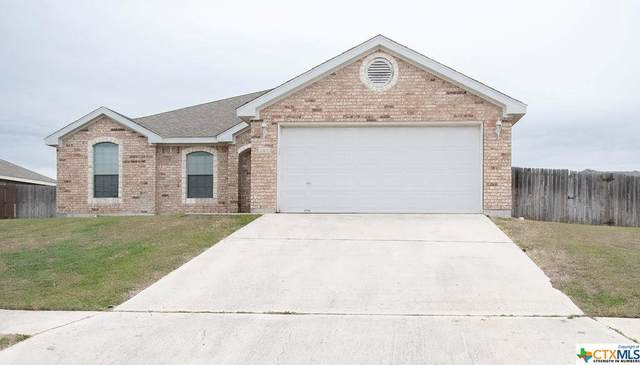 3302 Sherwood Forest Drive, Killeen, TX 76549 (MLS #401800) :: The Myles Group