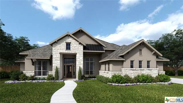 1408 Via Principale, New Braunfels, TX 78132 (MLS #401845) :: Berkshire Hathaway HomeServices Don Johnson, REALTORS®