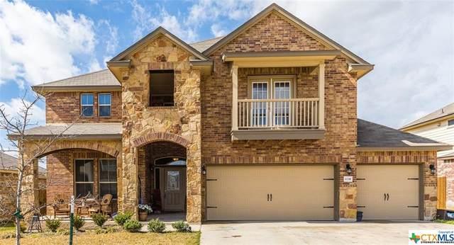1138 Iron Glen Drive, Temple, TX 76502 (MLS #401906) :: Berkshire Hathaway HomeServices Don Johnson, REALTORS®