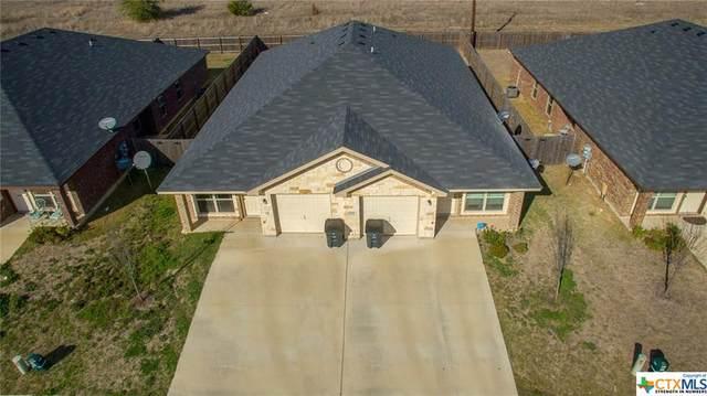 304 Sladecek Drive, Killeen, TX 76542 (MLS #402031) :: Berkshire Hathaway HomeServices Don Johnson, REALTORS®