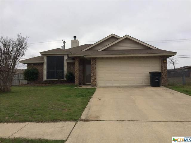 3013 Levy Lane, Killeen, TX 76542 (MLS #402034) :: The Myles Group