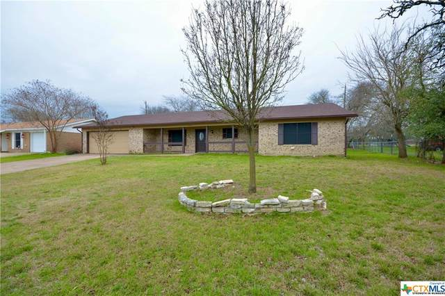 2813 Mountain Avenue, Copperas Cove, TX 76522 (MLS #402072) :: The Myles Group