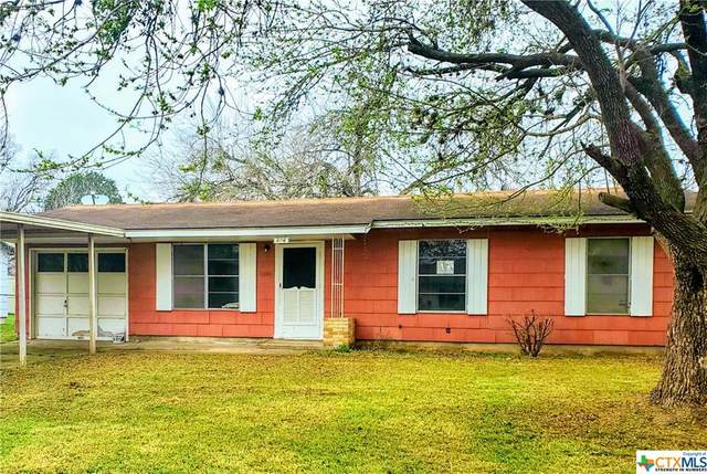 806 Beacon Street, Cuero, TX 77954 (MLS #402076) :: Kopecky Group at RE/MAX Land & Homes